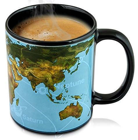 Keramik Tasse mit Thermoeffekt -