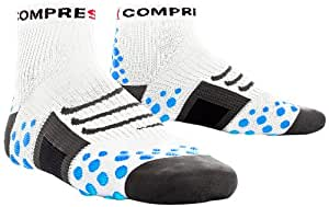 Compressport R. Socks Proracin Gsock Run High, Unisex, Wei