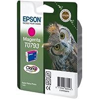Epson Inkjet Cartridge 51g Magenta [for Stylus Photo 1400] Ref T079340