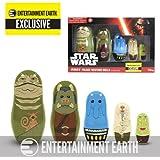 Star Wars–Palacio de Jabba Nesting Dolls–Entertainment Tierra Exclusivo
