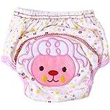 Rrimin Unisex Baby Training Pants Baby Underwear Reusable Cloth Diapers - B075XRGQQW