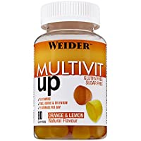 WEIDER Gummy up Revolution SIN GLUTEN Multivit 80 Gom.