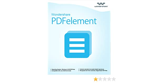 Wondershare for pdf editor ocr plugin