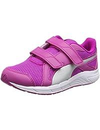 Puma Axis V4 Mesh V Ps, Sneakers Basses Mixte Enfant