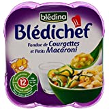Bledina Chef Fondu of Courgette and Mini Macaroni (12 months) 2 x 230g