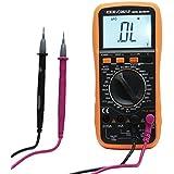 VICTOR 9801A + multimètre numérique AC DC voltmètre ohmmètre Mètre ampèremètre Courant Tension