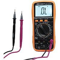 Victor 9801A + multimètre numérique AC DC Voltmètre Ohmmètre Ampèremètre courant de tension Mètre