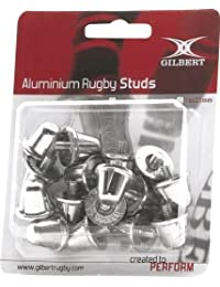 Gilbert Official Rugby Chaussure Clous Aluminium Rechange Bottes Pointes Pack Of 100