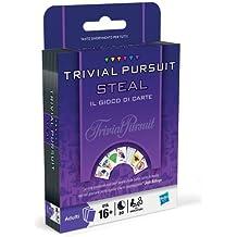Hasbro Trivial Pursuit Steal - Extensión (en italiano) [Importado de Italia]