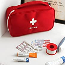 Vepson Portable Storage Package First Aid Kit Medicine Package Travel Medical Kits Storage