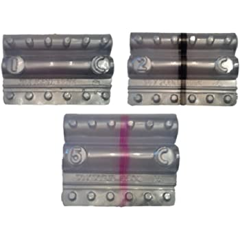ed9c7b76fc Blister per monete euro - Kit 150 blister portamonete misti da 1-2 - 5  centesimi (3 x 50)