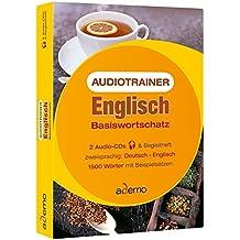 Audiotrainer Englisch Basiswortschatz. 2 CDs: 1500 Wörter mit Beispielsätzen