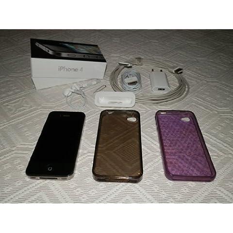 Apple IPHONE 4 (8 GB) - Smartphone libre (pantalla táctil de 3,5