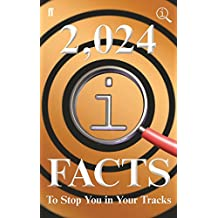 2,024 QI Facts To Stop You In Your Tracks (Quiz Books)