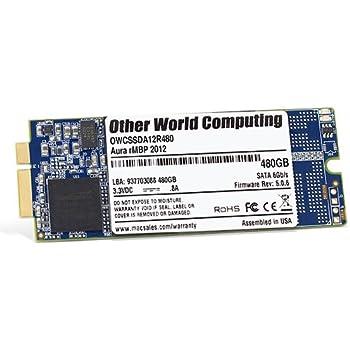 OWC Aura 6G 960GB - Interne Solid State Drives (SSD) (960 GB, 560 MB/s, 6 Gbit/s)