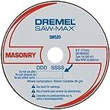 """Dremel Saw-Max Masonry Cut Off Wheel 3 """" Pk Of 3 by Dremel Mfg Co"""