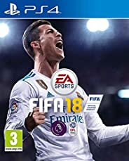FIFA 18 by EA for PlayStation 4