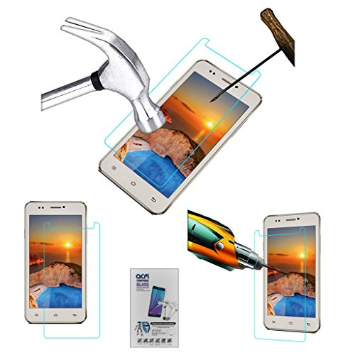 Acm Tempered Glass Screenguard for Iball Andi 5k Sparkle Screen Guard Scratch Protector  available at amazon for Rs.179