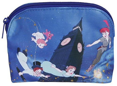 Peter Pan Follow your Dream Kosmetiktasche blau blau