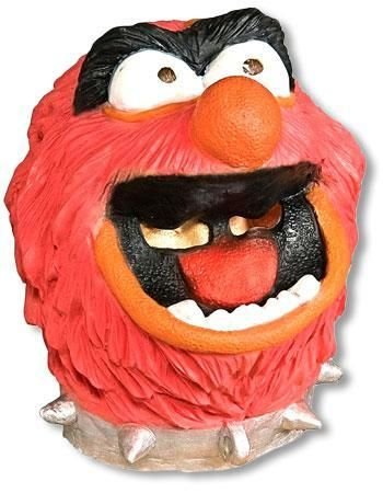 Horror-Shop Muppets Tier Maske