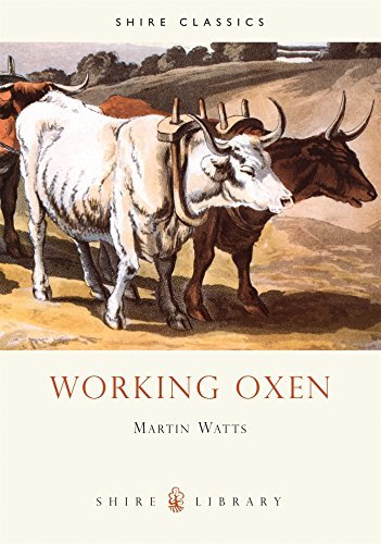Working Oxen (Shire Album) by Martin Watts (1999-06-01)