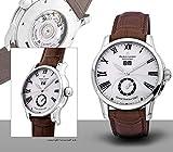 Maurice Lacroix Grand Guichet GMT Automatik Herren Uhr PT6098-SS001-110