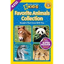 National Geographic Readers: Favorite Animals Collection by National Geographic (2013-01-08)