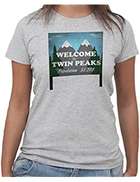 TWIN PEAKS CARTELLO Serie TV by Newindastria