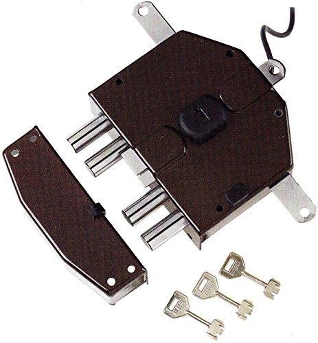 Serratura Elettrica a Pompa da Infilare Feb Art. 8230 Misura 60 mm verso Dx