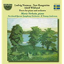 Maria/Andersson/Norrlands Verbaite - Norman Pieces For Piano+Orch.