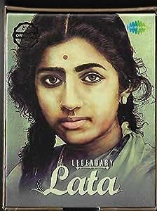 Music Card: Legendary Lata (320 Kbps MP3 Audio)