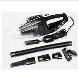 portable 120w 5m Auto-Staubsauger 12v Handminisuper Saug nassen und trockenen Dual-Use-Staubsauger für Auto 4colors , black