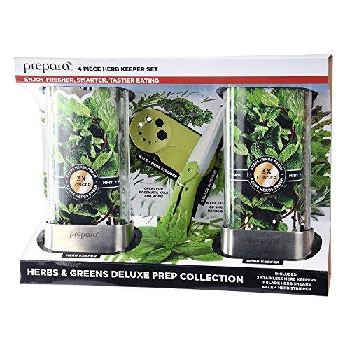 Prepara Herb Keeper 4er Set Herb Keeper