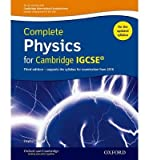 [(Complete Science for Cambridge IGCSE : Complete Physics for Cambridge IGCSE Student Book)] [ By (author) Stephen Pople ] [September, 2014]