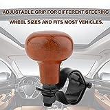 BoldGare (TM) Universal Power Griff Kugelgriff Drehknopf Helper Car Styling Handsteuerung Steering Auto-Styling Lenkrad