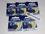 5 x Einzelblister Varta Professional...