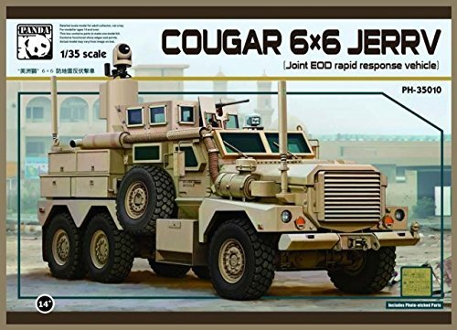 1/35 Cougar 6x6 JERRV (integrierte Explosive Ordnance Disposal Bereitschaft Fahrzeug) -