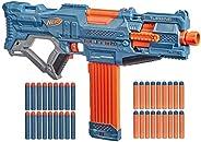 Nerf Elite 2.0 Turbine CS-18 Motorized Blaster, 36 Official Nerf Darts, 18-Dart Clip, Tactical Rails, Barrel A