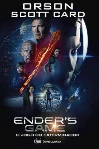 Ender's Game. O Jogo do Exterminador (Em Portuguese do Brasil)