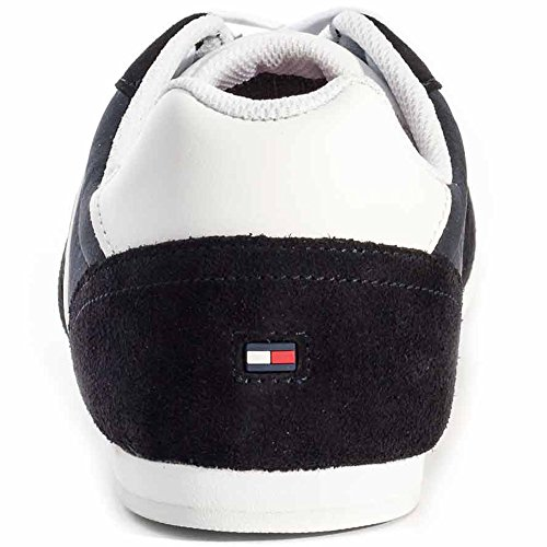 Tommy Hilfiger Herren Sneakers Riley 2C Neue Kollektion 16 Navy Black
