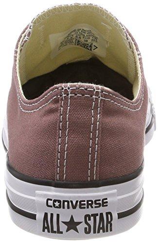 Converse Unisex-Erwachsene CTAS Ox Saddle Sneaker Rot (Saddle)