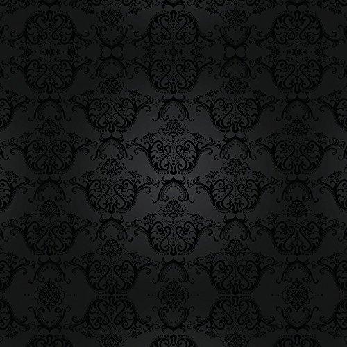 Apple iPhone 6 Hülle Silikon Case Schutz Cover Ornamente Gothic Retro Tough Case glänzend