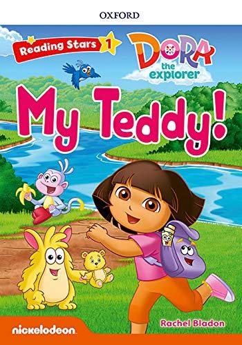 Reading Stars 1. Dora My Teddy! MP3 Pack