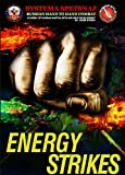 RUSSIAN MARTIAL ART DVD - ENERGY STRIKES - Russian Systema Spetsnaz Hand to Hand Combat DVD #10, Instructional Street Self-Defense Training Video