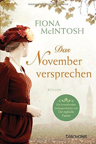 McIntosh, Fiona: Das Novemberversprechen