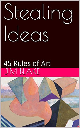 Stealing Ideas: 45 Rules of Art (Zeit Clips Book 2) (English Edition) -