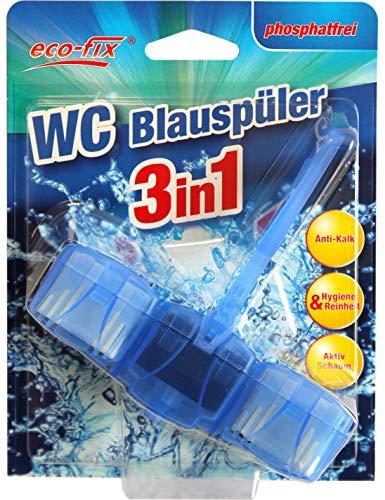 Eco-fix - Inodoro plástico Limpieza inodoros, Color