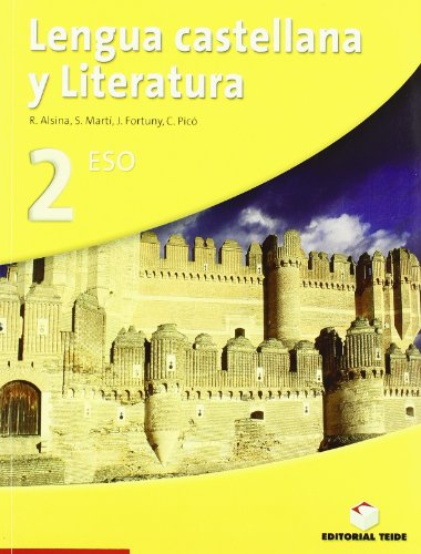 Lengua castellana y literatura, 2 ESO - 9788430786527