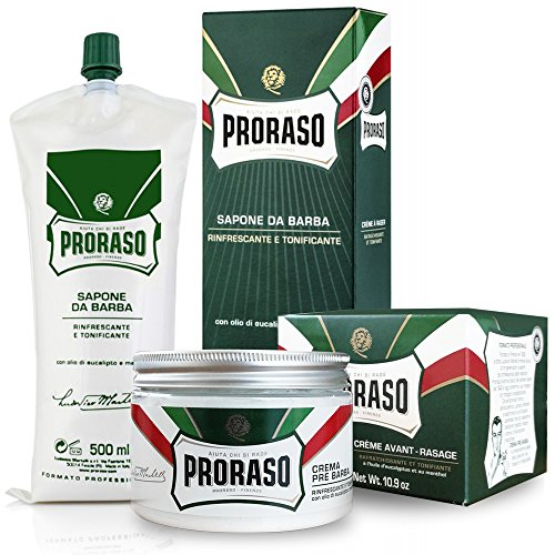 proraso-set-prebarba-300ml-e-sapone-da-barba-professionale-500ml-in-vescica
