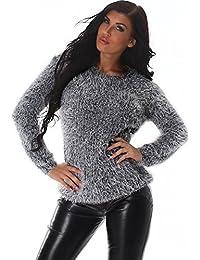 suchergebnis auf f r schwarzer pullover mit fransen schwarz damen bekleidung. Black Bedroom Furniture Sets. Home Design Ideas